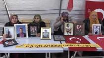 KOBANİ - Diyarbakır Annelerinin Evlat Nöbeti Sürüyor