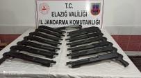 SİLAH TİCARETİ - Elazığ'da Jandarma  15 Adet Pompalı Tüfek Ele Geçirdi
