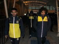 TOLGAY ARSLAN - Fenerbahçe Kafilesi Sivas'ta
