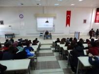 İSMAIL AYDıN - Hisarcık'ta TÜBİTAK Bilim Söyleşisi