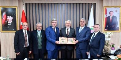 Isparta-İzmir Arası Tren Seferleri Masaya Yatırıldı