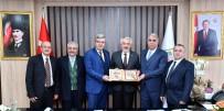 TREN SEFERLERİ - Isparta-İzmir Arası Tren Seferleri Masaya Yatırıldı