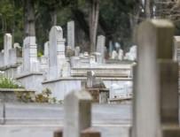 KARACAAHMET - İstanbul'da mezarlık ücretlerine zam geldi