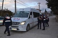 SEMPATIK - Jandarma'dan Okul Servislerine Denetim