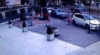 VATAN CADDESİ - (Özel) Ölüm Yürürken Yakaladı, O Anlar Kamerada