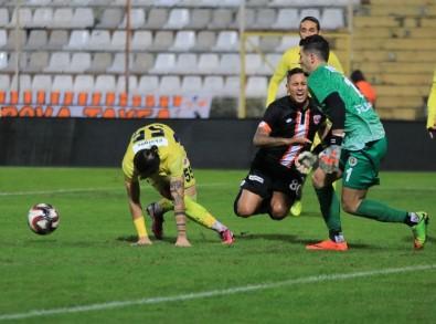 TFF 1. Lig Açıklaması Adanaspor Açıklaması 1 - Menemenspor Açıklaması 3