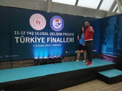 Türkiye Finalinden Bronz Madalya İle Döndü