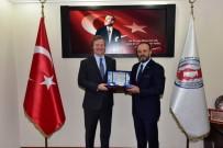 EMLAKÇıLAR ODASı - Amerikalı Yatırımcılar Gözünü Trabzon Emlak Ve İnşaat Piyasasına Dikti