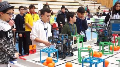 Balıkesir'in İlk Robotik Turnuvası Gerçekleşti