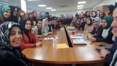 Cumhurbaşkanı Erdoğan, Öğrencilerin Okul Açılışı Davetine Görüntülü Mesajla Yanıt Verdi