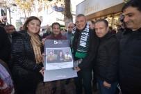 KOCAELISPOR - Kocaelispor'un Efsane Golcüsüne Başkandan Anlamlı Hediye