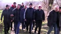 MURAT ÖZTÜRK - Metristepe'den Söğüt'e Doğa Yürüyüşü