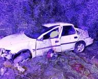 MEHMET CAN - Muğla'da Trafik Kazası Açıklaması 2 Ölü