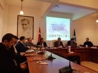 GIRESUN ÜNIVERSITESI - ZBEÜ, Trabzon'da 'Karadeniz Araştırmaları Enstitüsü Ve Araştırma-Uygulama Merkezleri Çalıştayı'na Katıldı