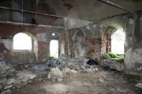 TARİHİ MEKAN - 160 Yıllık Saray Çamaşırhanesi Restore Ediliyor