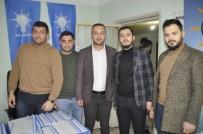 ADALET VE KALKıNMA PARTISI - AK Parti Şuhut İlçe Başkanlığında Kongre Süreci Başladı