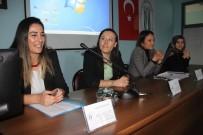 ALI ÖZDEMIR - Akyazı MYO'da 'İş Hayatı Ve Kadın' Semineri Gerçekleşti