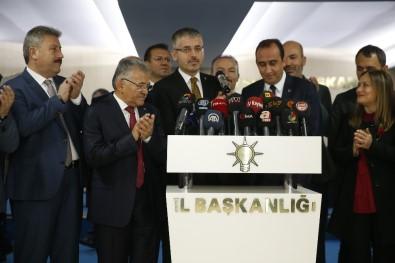 Başkan Büyükkılıç Açıklaması '16 İlçenin Büyükşehir'i'
