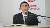 Dursunbey'de Kur'an-I Kerimi Güzel Okuma Yarışması