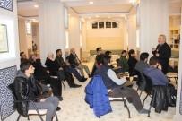 SAHIH - Erzincan Müftüsü Çetin, TYB Erzincan Şubesi'nin Konuğu Oldu