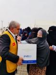AZEZ - İdlib'e Gıda Ve Giyim Tırı