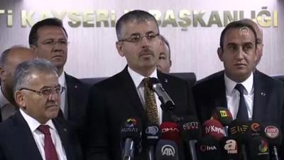 Kayseri'de İncesu Belediye Başkanı İYİ Parti'den AK Parti'ye Geçti