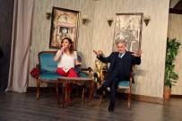 TAMER KARADAĞLI - Nevşehir'de Tiyatro Günleri Başladı