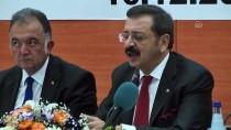 HIZLI TREN HATTI - Osmaniye Ticaret Ve Sanayi Odası İstişare Toplantısı