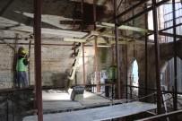 TARİHİ MEKAN - (Özel) 160 Yıllık Saray Çamaşırhanesi Restore Ediliyor