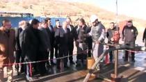 ALI ERDOĞAN - Siirt Valisi Atik, Petrol Sahasında İnceleme Yaptı