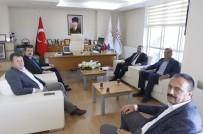 BÜLENT TURAN - Başkan Özdemir Açıklaması 'Kırsal Kalkınmada TKDK Hibe Destekleri Önemli'