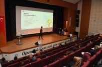 ADıYAMAN ÜNIVERSITESI - 'Dijital Okur-Yazarlık Ve Sosyal Uyum Programı' Konferansı
