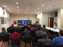 RAMAZAN YıLDıRıM - Edremit'te Doğu Türkistan'da Zulme Tepki