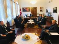 ALI SıRMALı - Edremit'te Kış Mevsimi Koordinasyon Toplantısı
