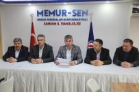 İŞ GÜVENCESİ - Eğitim-Bir-Sen'den Sözleşmeli Öğretmenler İçin Kadro Talebi
