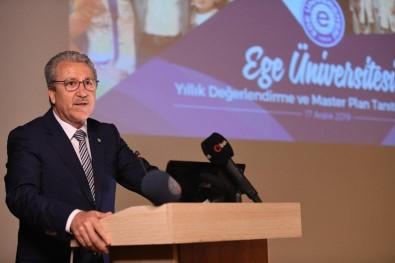 EÜ'den Yıllık Değerlendirme Ve Master Plan Tanıtım Toplantısı