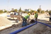 İmamoğlu'nda İçme Suyu Şebekesi Yenileniyor