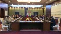 BARZANI - İtalya Savunma Bakanı Guerini Açıklaması 'Peşmerge'ye Yardımlar Sürecek'