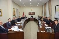 Kadına Yönelik Şiddet Ve Kötü Muamele Toplantısı' Yapıldı