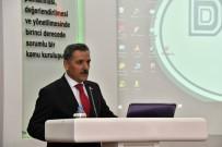 ÇANKIRI VALİSİ - Kızılırmak Havzası Havza Yönetim Heyeti Toplantısı