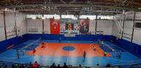 ATATÜRK SPOR SALONU - Sinop'ta Goalball Müsabakaları Başladı