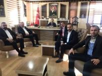 Başkan Aydın, Azdavay İlçesini Ziyaret Etti