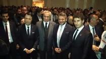 BÜLENT ARINÇ - Beşiktaş Başkanı Ahmet Nur Çebi, Ankara'da Beşiktaşlılar İle Buluştu Açıklaması