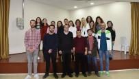 BÜLENT ÖZ - Çan Belediyesi Tiyatro Okulu Çalışmalarına Devam Ediyor