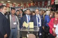 SÜLEYMAN GIRGIN - CHP Milas İlçe Teşkilatı'nda Sandık Heyecanı