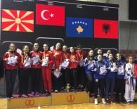 U21 - Diyarbakır'ın Altın Kızları Balkan Şampiyonasından 3 Madalya İle Döndü