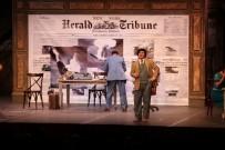 HALDUN DORMEN - 'Günün Çorbası' Müzikaline Yoğun İlgi
