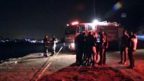 KADIN SÜRÜCÜ - Hatay'da Otomobil 150 Metrelik Uçuruma Yuvarlandı