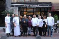 HAYAT HİKAYESİ - Hayata Sarıl Lokantası'nda Yemekler Yeni Başlangıçlar İçin Pişti
