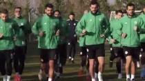 SERKAN KıRıNTıLı - Konyaspor, Trabzonspor Maçı Hazırlıklarına Başladı